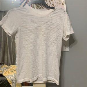 White lulu shirt